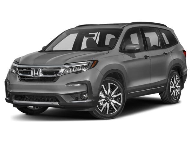 2022 Honda Pilot Touring 7-Passenger Touring 7-Passenger 2WD Regular Unleaded V-6 3.5 L/212 [4]