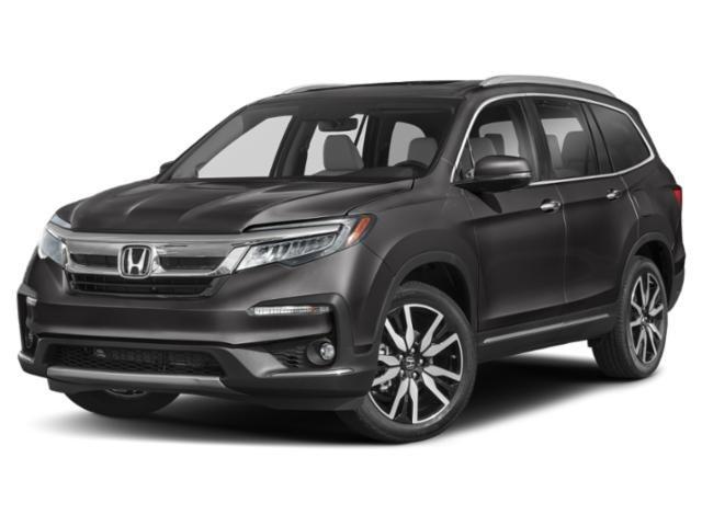 2022 Honda Pilot Touring 8-Passenger Touring 8-Passenger 2WD Regular Unleaded V-6 3.5 L/212 [14]