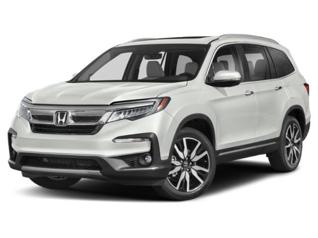 2022 Honda Pilot Touring 8-Passenger Touring 8-Passenger 2WD Regular Unleaded V-6 3.5 L/212 [6]