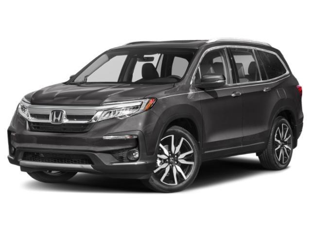 2022 Honda Pilot Touring 8-Passenger Touring 8-Passenger 2WD Regular Unleaded V-6 3.5 L/212 [3]