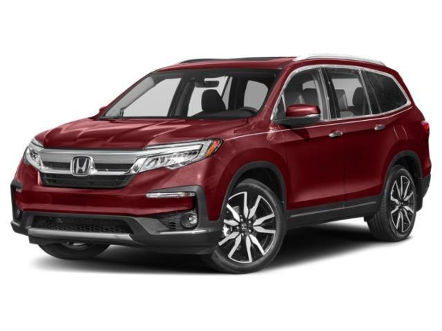 2022 Honda Pilot Touring 8-Passenger Touring 8-Passenger 2WD Regular Unleaded V-6 3.5 L/212 [10]