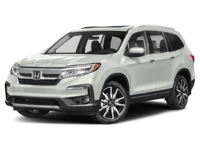2022 Honda Pilot Touring Touring 8-Passenger 2WD Regular Unleaded V-6 3.5 L/212 [17]