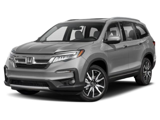 2022 Honda Pilot Touring 8-Passenger Touring 8-Passenger AWD Regular Unleaded V-6 3.5 L/212 [12]