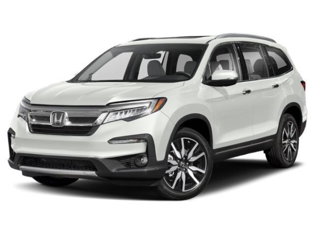 2022 Honda Pilot Touring 8-Passenger Touring 8-Passenger AWD Regular Unleaded V-6 3.5 L/212 [17]