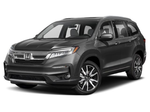 2022 Honda Pilot Touring Touring 8-Passenger AWD Regular Unleaded V-6 3.5 L/212 [7]