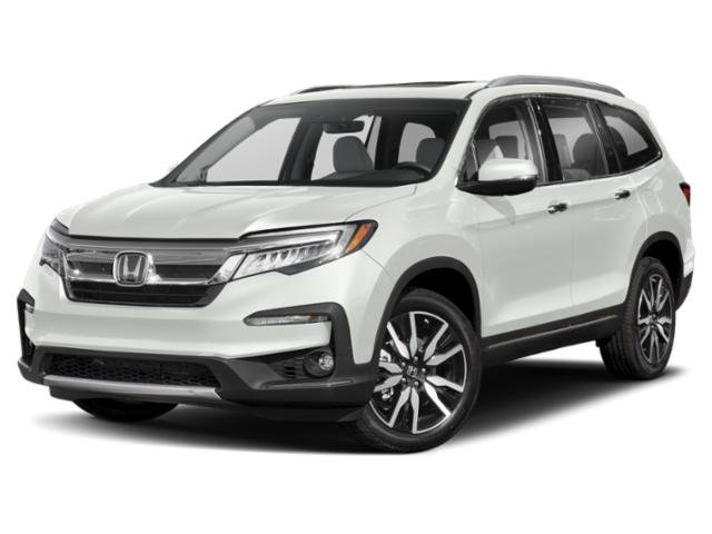2022 Honda Pilot Touring 8-Passenger Touring 8-Passenger AWD Regular Unleaded V-6 3.5 L/212 [5]