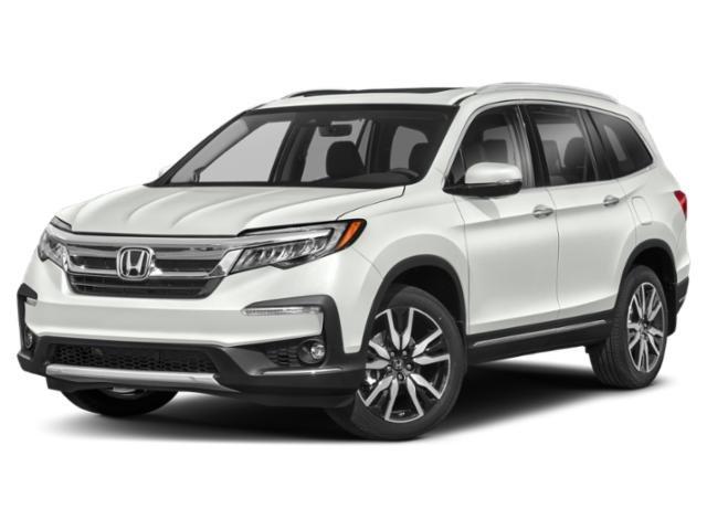 2022 Honda Pilot Touring 8-Passenger Touring 8-Passenger AWD Regular Unleaded V-6 3.5 L/212 [16]