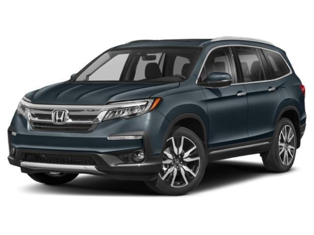 2022 Honda Pilot Touring 8-Passenger Touring 8-Passenger AWD Regular Unleaded V-6 3.5 L/212 [15]