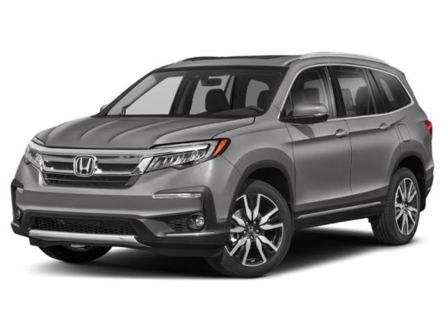 2022 Honda Pilot Touring 8-Passenger Touring 8-Passenger AWD Regular Unleaded V-6 3.5 L/212 [14]