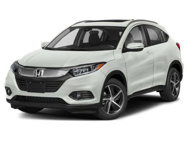 2022 Honda HR-V EX EX 2WD CVT Regular Unleaded I-4 1.8 L/110 [1]