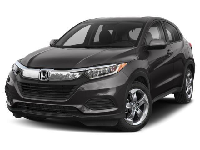 2022 Honda HR-V LX LX AWD CVT Regular Unleaded I-4 1.8 L/110 [9]