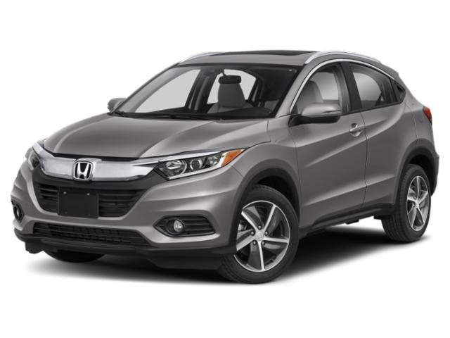 2022 Honda HR-V EX EX AWD CVT Regular Unleaded I-4 1.8 L/110 [12]