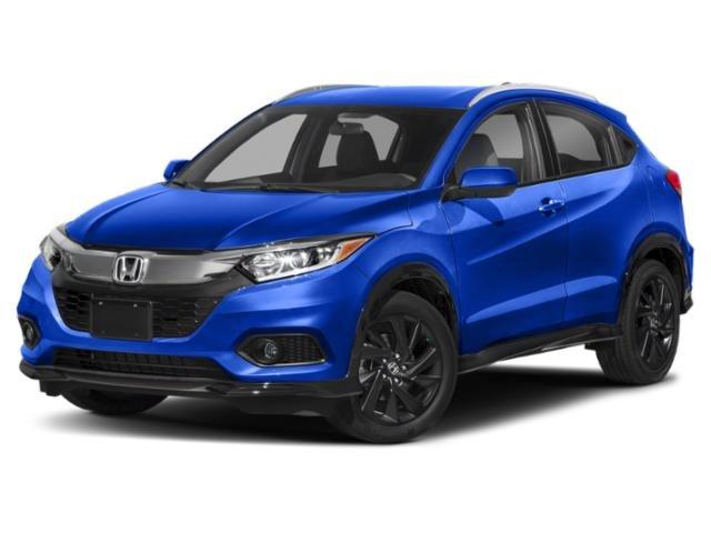 2022 Honda HR-V Sport Sport 2WD CVT Regular Unleaded I-4 1.8 L/110 [2]
