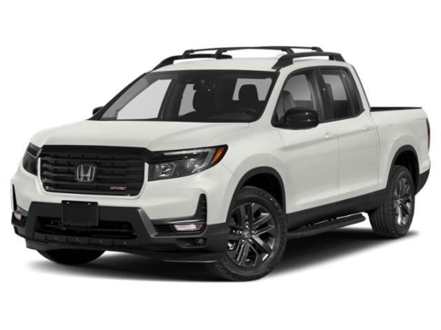 2022 Honda Ridgeline Sport Sport AWD Regular Unleaded V-6 3.5 L/212 [1]