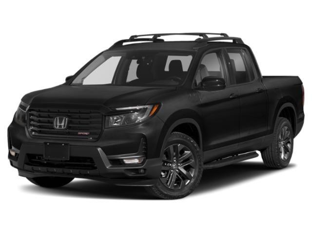 2022 Honda Ridgeline Sport Sport AWD Regular Unleaded V-6 3.5 L/212 [11]