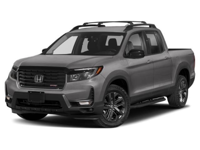 2022 Honda Ridgeline Sport Sport AWD Regular Unleaded V-6 3.5 L/212 [0]