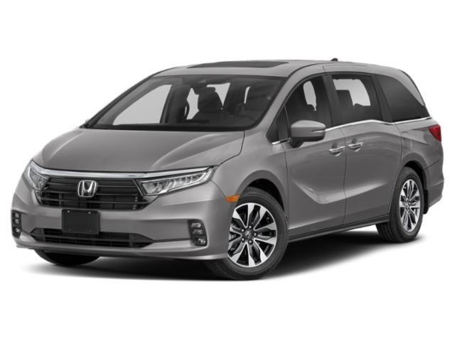 2022 Honda Odyssey EX-L EX-L Auto Regular Unleaded V-6 3.5 L/212 [8]