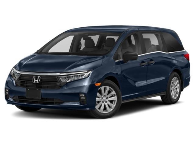 2022 Honda Odyssey LX LX Auto Regular Unleaded V-6 3.5 L/212 [0]