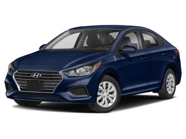 2022 Hyundai Accent SE SE Sedan IVT Regular Unleaded I-4 1.6 L/98 [23]