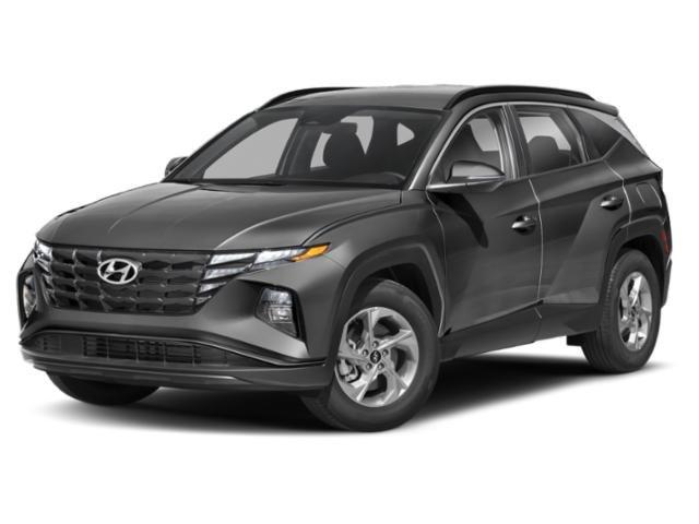 2022 Hyundai Tucson SEL SEL AWD Regular Unleaded I-4 2.5 L/152 [2]