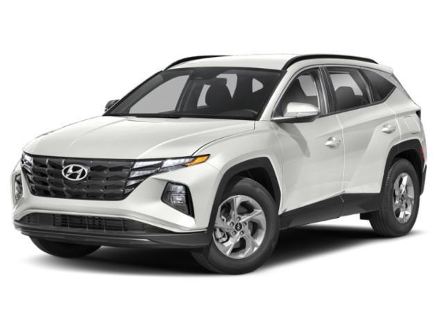 2022 Hyundai Tucson SEL SEL AWD Regular Unleaded I-4 2.5 L/152 [0]