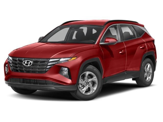 2022 Hyundai Tucson SEL SEL AWD Regular Unleaded I-4 2.5 L/152 [1]