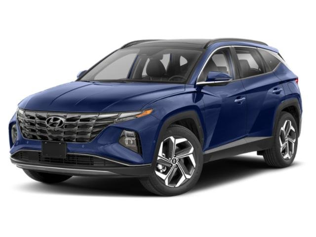 2022 Hyundai Tucson Limited Limited AWD Regular Unleaded I-4 2.5 L/152 [0]