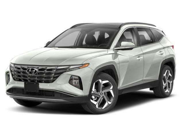 2022 Hyundai Tucson Limited Limited AWD Regular Unleaded I-4 2.5 L/152 [18]