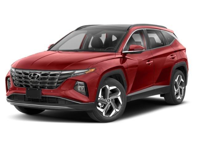 2022 Hyundai Tucson Limited Limited FWD Regular Unleaded I-4 2.5 L/152 [25]