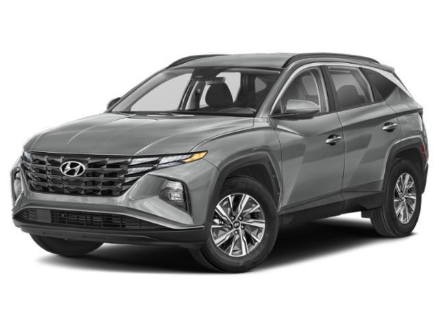 2022 Hyundai Tucson Hybrid Limited Limited AWD Intercooled Turbo Gas/Electric I-4 1.6 L/98 [15]