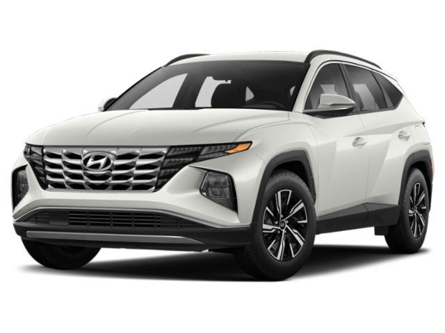 2022 Hyundai Tucson Hybrid Limited Limited AWD Intercooled Turbo Gas/Electric I-4 1.6 L/98 [0]