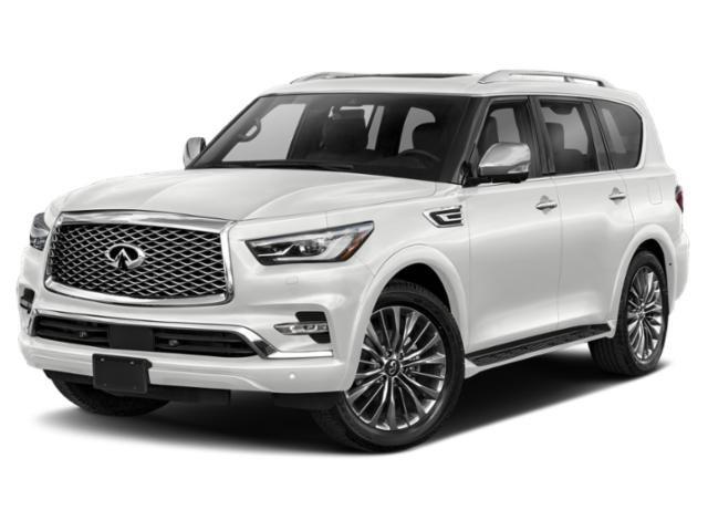 2022 INFINITI QX80 LUXE LUXE AWD Premium Unleaded V-8 5.6 L/339 [4]