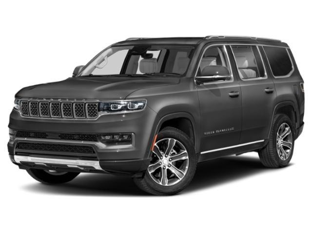 2022 Jeep Grand Wagoneer Series I Series I 4x4 Premium Unleaded V-8 6.4 L/392 [4]