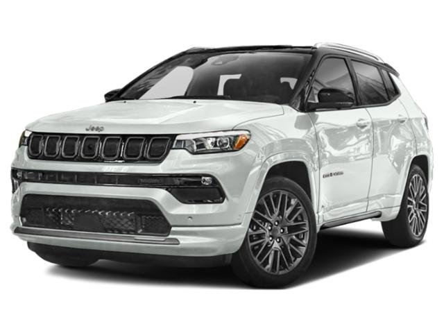 2022 Jeep Compass Latitude Latitude FWD Regular Unleaded I-4 2.4 L/144 [0]