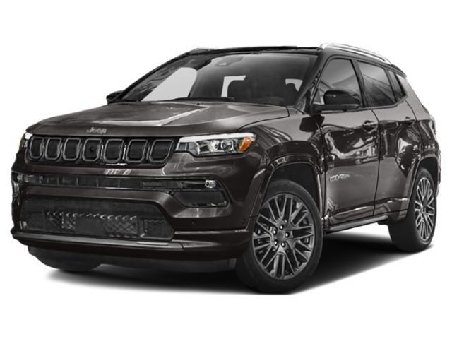2022 Jeep Compass Latitude Latitude FWD Regular Unleaded I-4 2.4 L/144 [2]