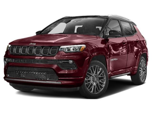 2022 Jeep Compass Latitude Latitude FWD Regular Unleaded I-4 2.4 L/144 [1]