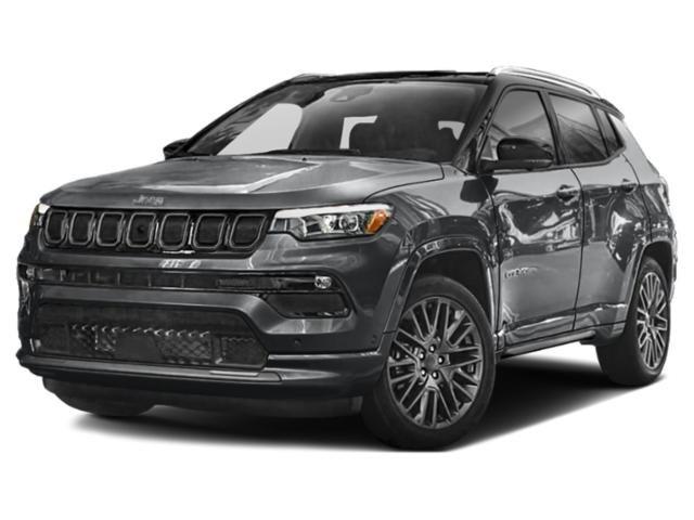 2022 Jeep Compass Latitude Latitude FWD Regular Unleaded I-4 2.4 L/144 [3]