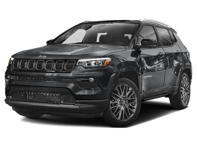 2022 Jeep Compass Limited Limited 4x4 Regular Unleaded I-4 2.4 L/144 [6]