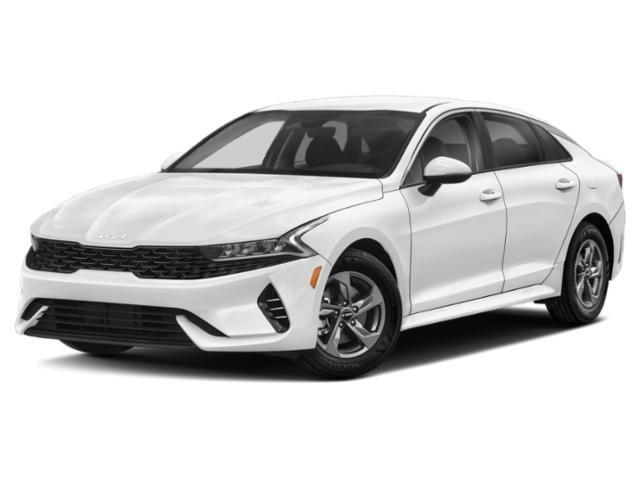2022 Kia K5 LXS LXS Auto FWD Intercooled Turbo Regular Unleaded I-4 1.6 L/98 [1]