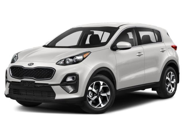 2022 Kia Sportage LX LX FWD Regular Unleaded I-4 2.4 L/144 [9]