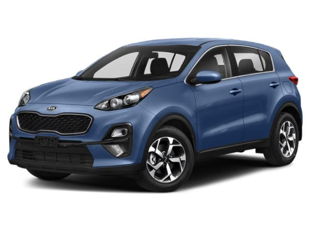 2022 Kia Sportage LX LX FWD Regular Unleaded I-4 2.4 L/144 [5]