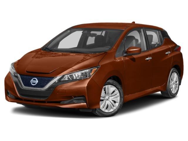 2022 Nissan LEAF SV SV Hatchback Electric [0]
