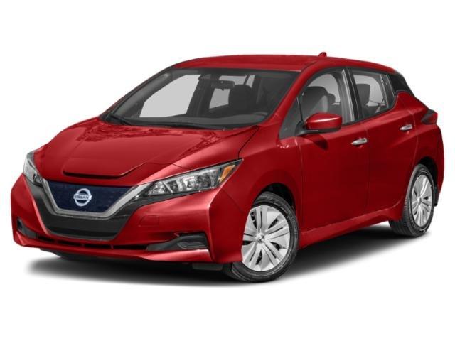 2022 Nissan LEAF SV SV Hatchback Electric [23]