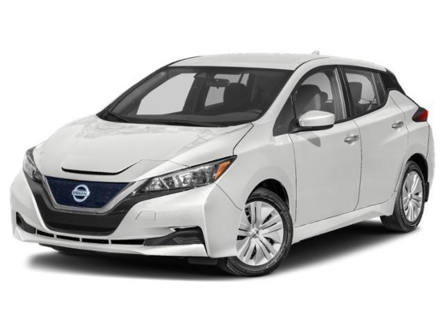 2022 Nissan Leaf Electric SV SV Hatchback Electric [6]