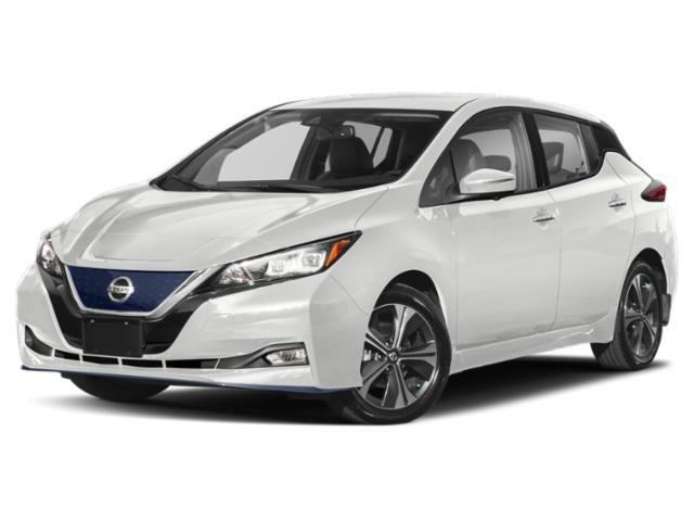 2022 Nissan LEAF SL PLUS SL PLUS Hatchback Electric [27]