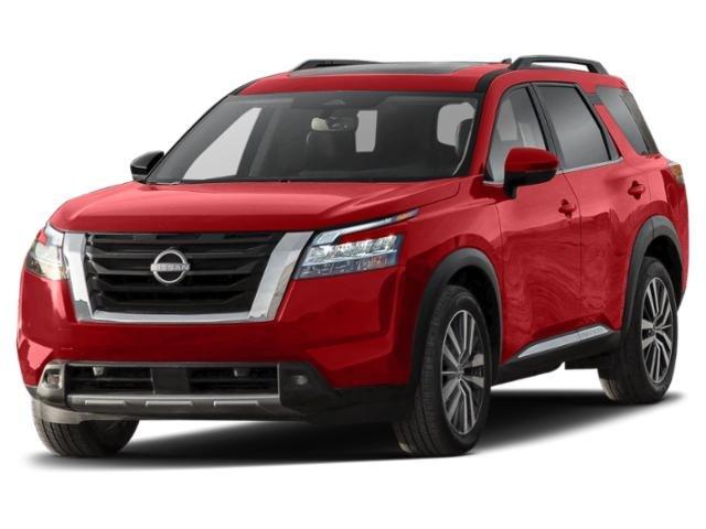 2022 Nissan Pathfinder SV SV 2WD Regular Unleaded V-6 3.5 L/213 [8]