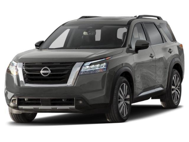 2022 Nissan Pathfinder S - 2WD S 2WD Regular Unleaded V-6 3.5 L/213 [1]