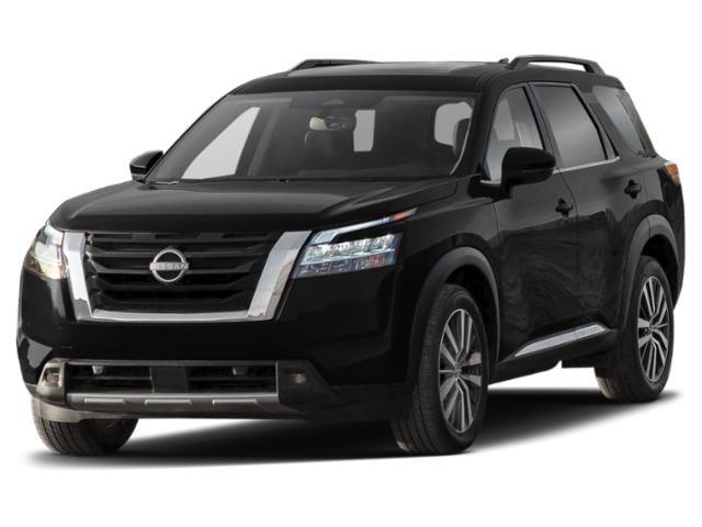 2022 Nissan Pathfinder S - 2WD S 2WD Regular Unleaded V-6 3.5 L/213 [2]