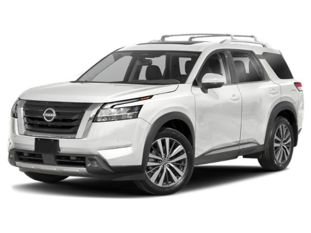 2022 Nissan Pathfinder SL SL 2WD Regular Unleaded V-6 3.5 L/213 [0]
