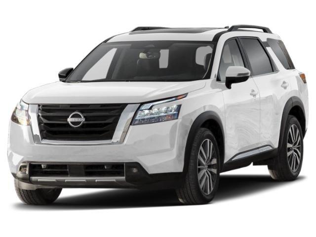 2022 Nissan Pathfinder SV - 2WD SV 2WD Regular Unleaded V-6 3.5 L/213 [18]